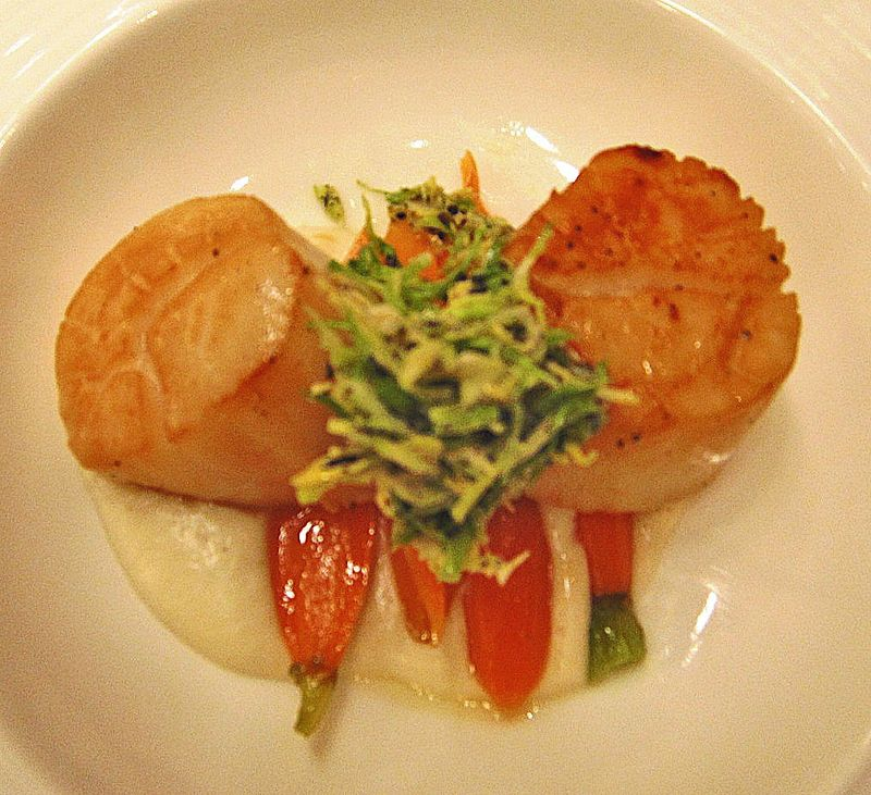 Olives scallops2