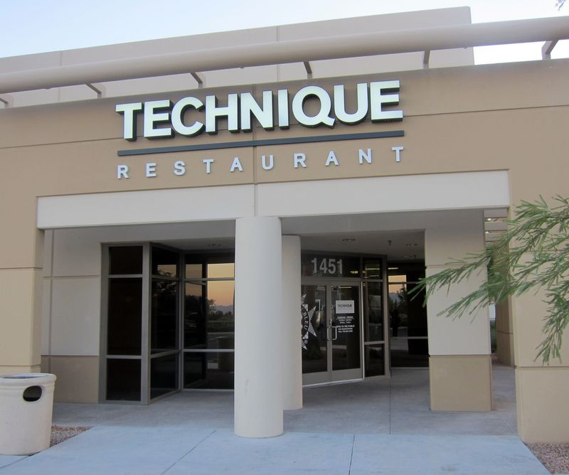 Technique Exterior