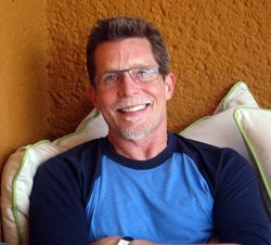 Rick Bayless portrait