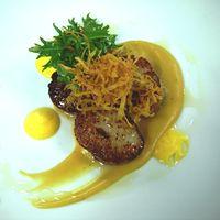 Cordon Bleu scallops
