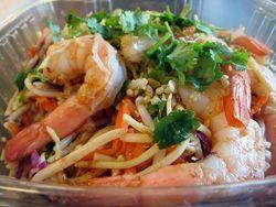 Pad thai salad2