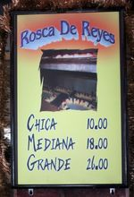 Rosca sign