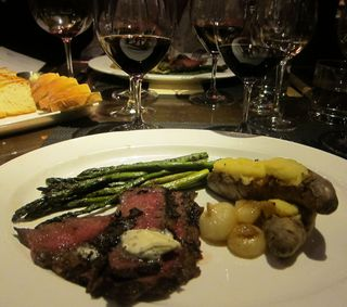 Steak and Cab