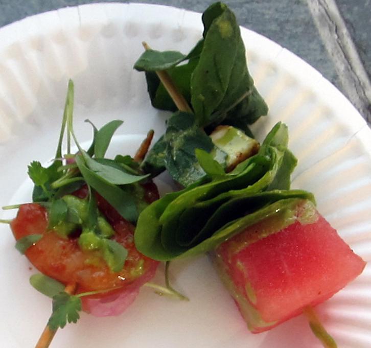 Sandia salads
