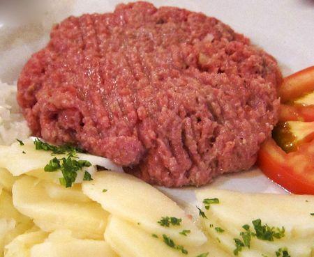 Steak tartara