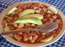 Real ceviche