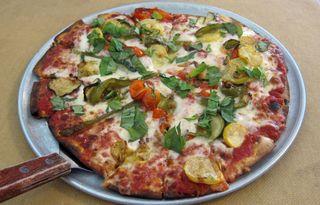 Farmers Market Pizza