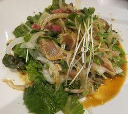 Tataki salad