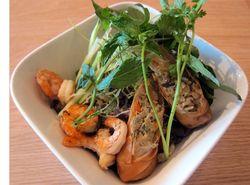 Bun Paddy Shrimp