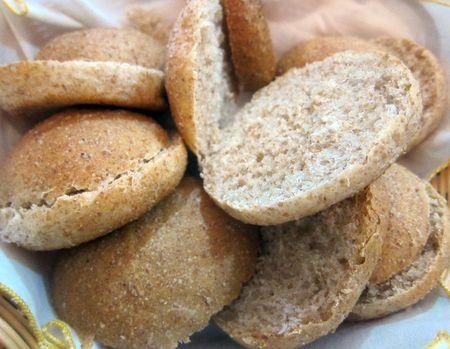 Mennonite breads