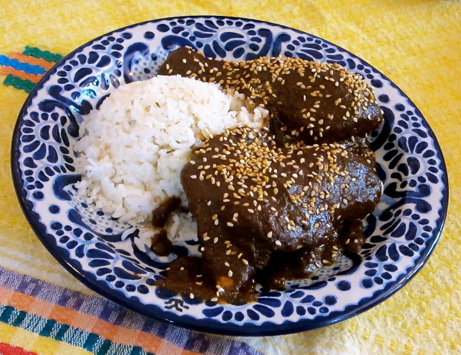 Seattle, WA - La Carta de Oaxaca restaurant (Must try Mole ...