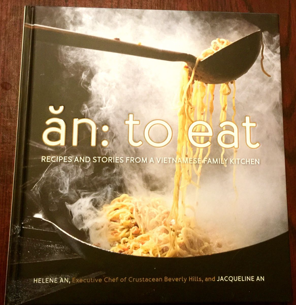 A cookbook from the house of an tableconversation the title of the book n to eat is an interesting play on linguistics an the family surname is vietnamese for peace put that little mark above forumfinder Gallery