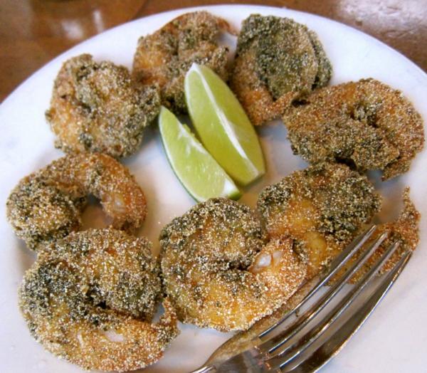 Recipe Card Tunisian Food