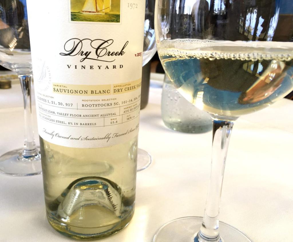 Dry Creek\'s Super Chenin Blanc - TableConversation.com
