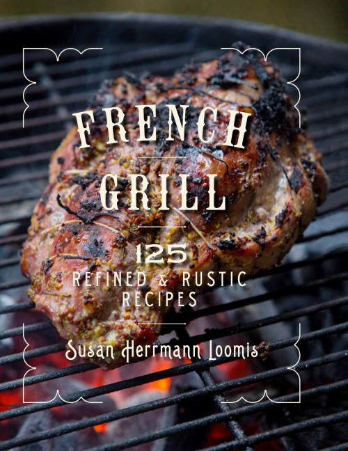French Grill Cover